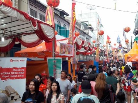 Imlek Fair 2019 Siantar