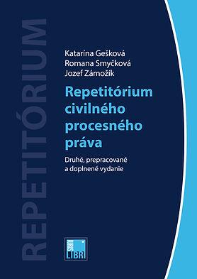 Repetitorium civilneho procesneho prava_