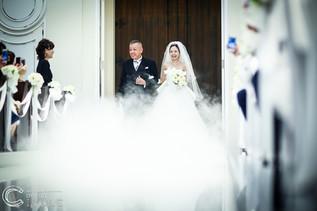 【幻想的に・・・】結婚式写真撮影/結婚式場