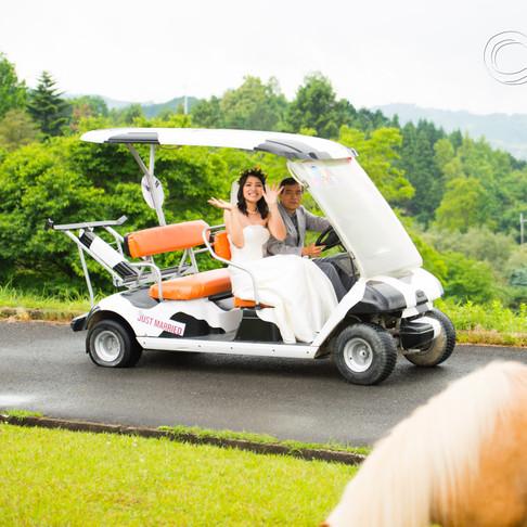 【夏おすすめ*アウトドアウェディング】結婚式情報/結婚式写真撮影