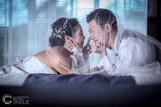 【ベール越しに❤】結婚式写真撮影/結婚式場