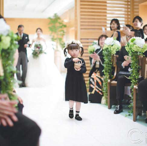 【 挙式*お子様のおすすめ演出 】結婚式情報/結婚式写真撮影