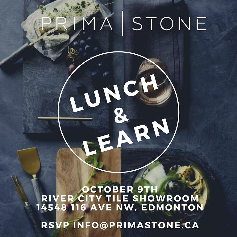 Prima Stone Lunch & Learn