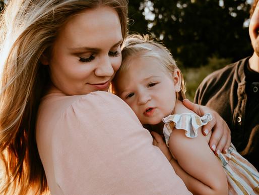Kellsie + Eliana: A Birth Story