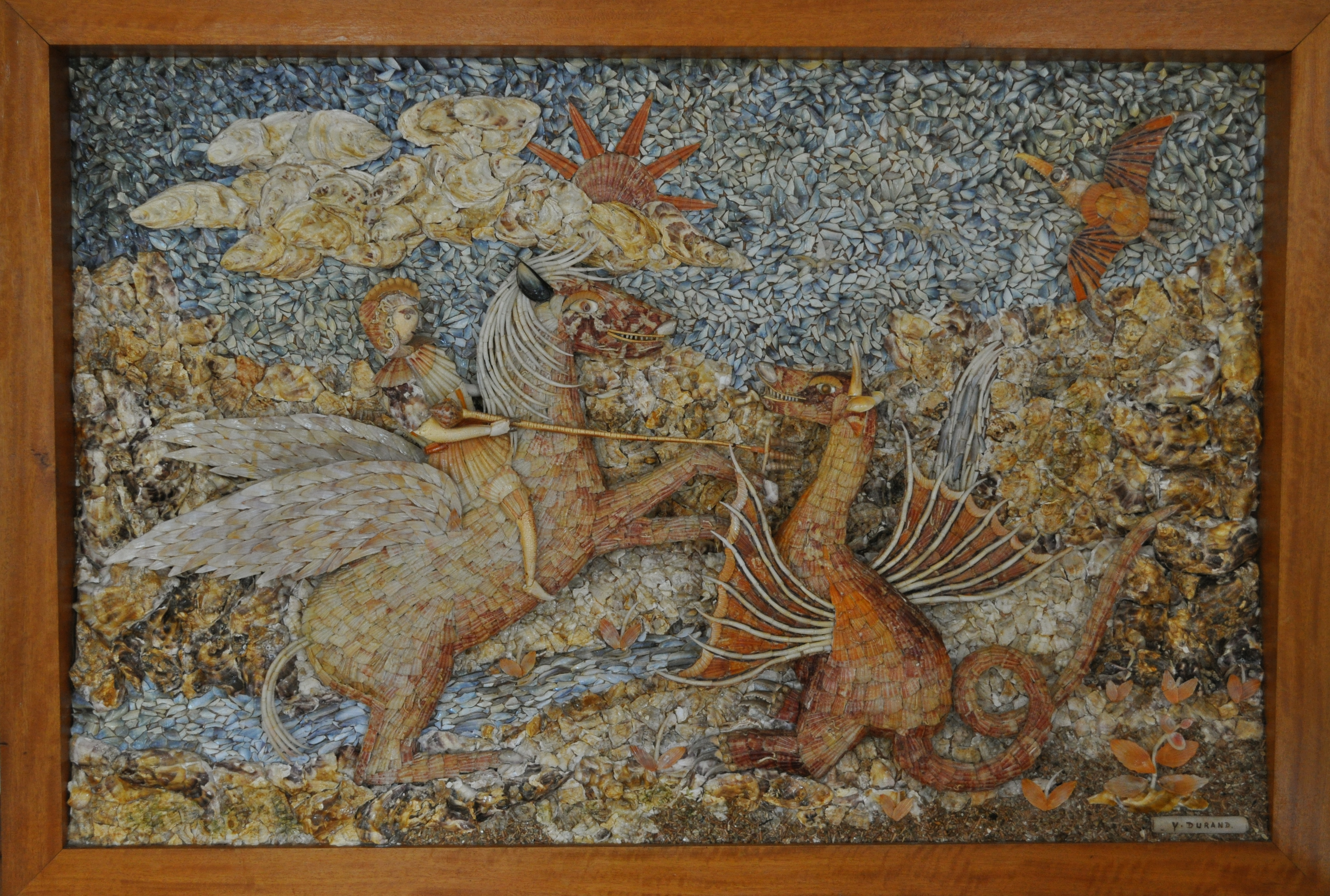 mythologie (1988) 110cm-76cm