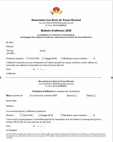 Bulletin_d'adhésion_Amis_de_Youen_Duran