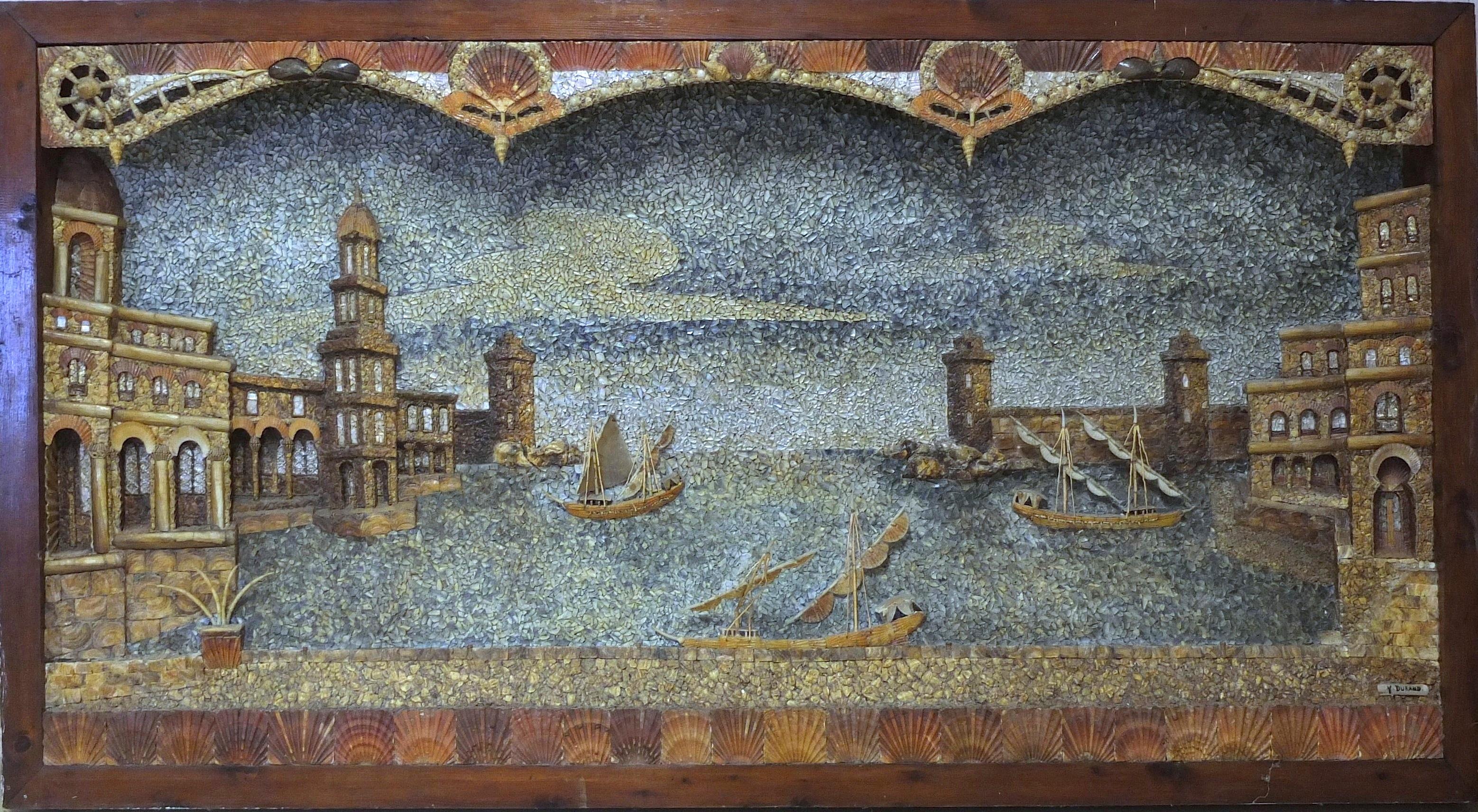 port byzantin (1981) 170cm- 90cm