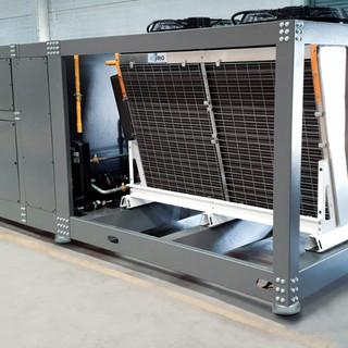 Rack Carenado MT Refrigerante R134a / GLICOL