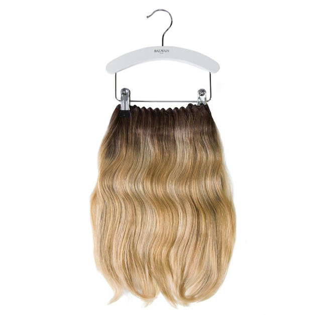 Hair Dress Human Hair 40cm