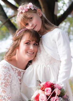 Braut & Blumenmädchen Haarschmuck
