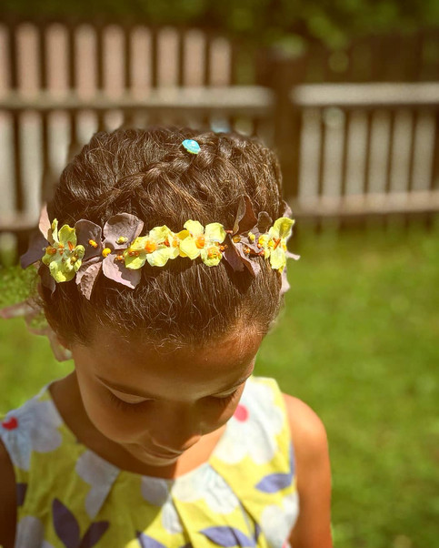 Mädchen Haarschmuck