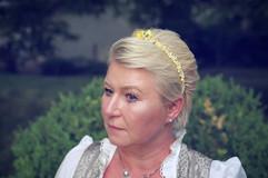 Trachten-Braut Accessoire & Brautstyling