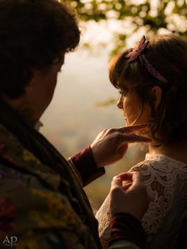 Herbst-Braut