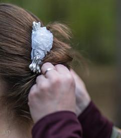 Braut-Haarschmuck inkl. Styling