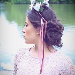 😍 Die große Ehre zu haben, eine Braut a