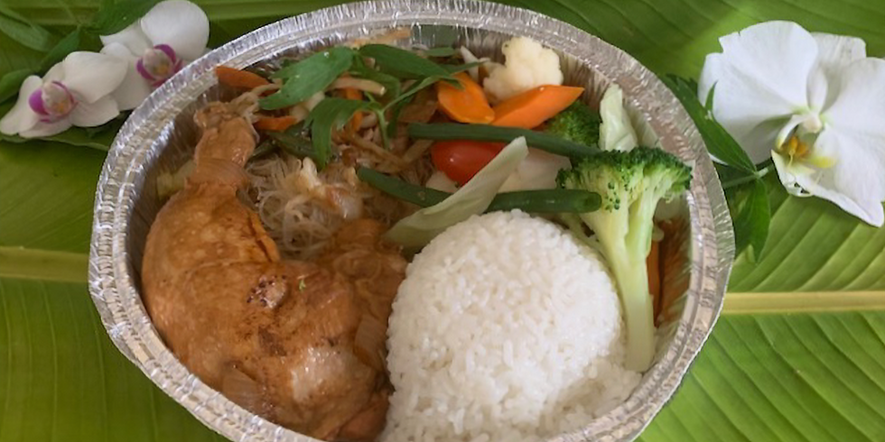 VFCA Take Out / Pick Up Homestyle Filipino Meal