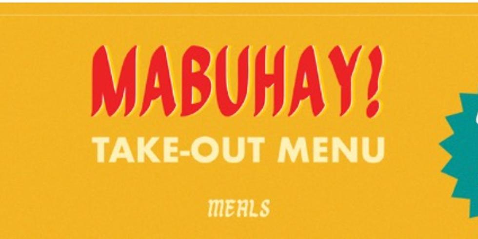Mabuhay! Food Take Out