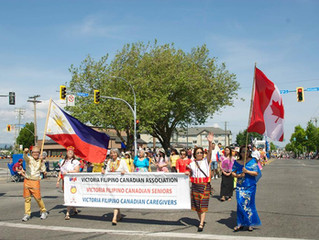 THE PHILIPPINES ON DISPLAY ON VICTORIA DAY