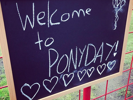 Pony Day ~ School Holiday Program