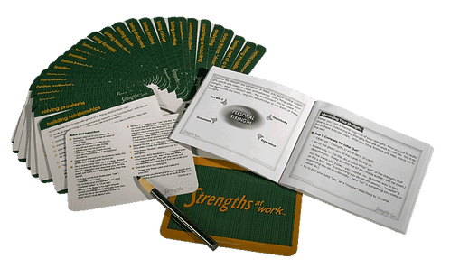 Strengths at Work Kit (with priority shipping)