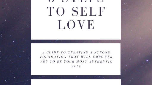 5 Steps to Self-Love Ebook