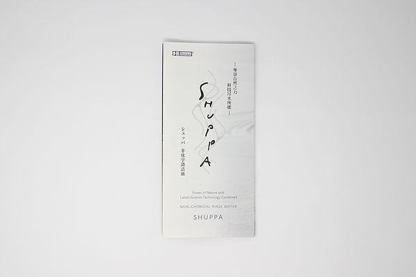 進士遙 Haruka Shinji イラスト illustration ロゴ logo デザイン Design チラシ leaflet SHUPPA