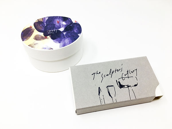 進士遙 Haruka Shinji イラスト illustration デザイン design パッケージ package カタログ catalogue brochure 箱 box