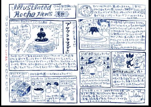 Haruka Shinji Illustration 2019年 年賀状