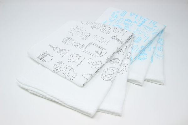 進士遙 Haruka Shinji イラスト illustration マスキングテープ マステ washi tape タオル towel 国東半島
