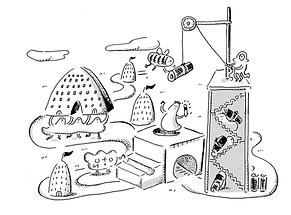 進士遙 Haruka Shinji イラスト illustration 表紙 cover 挿絵 語学 language book