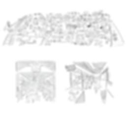 進士遙 Haruka Shinji イラスト illustration ロゴ logo デザイン Design モノマチ monomachi  御徒町 浅草橋 蔵前 町おこし