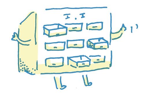 進士遙 Haruka Shinji イラスト illustration フェスティバル/トーキョー  festival/tokyo キャラクター ゆるい