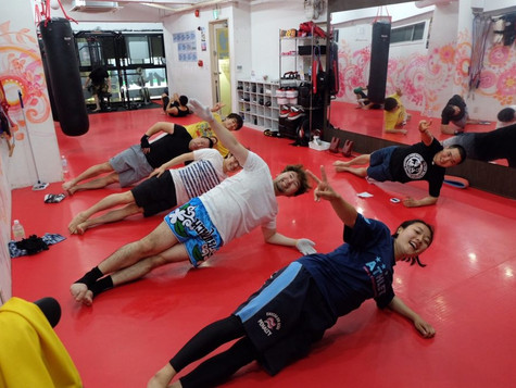 体幹トレーニングのメリットとは?
