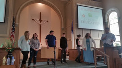 Sunday School Presentation