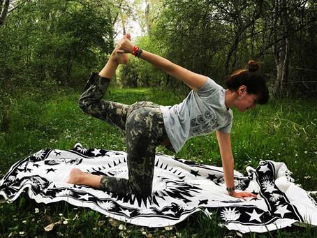 La transformación a través del Yoga y el Coaching