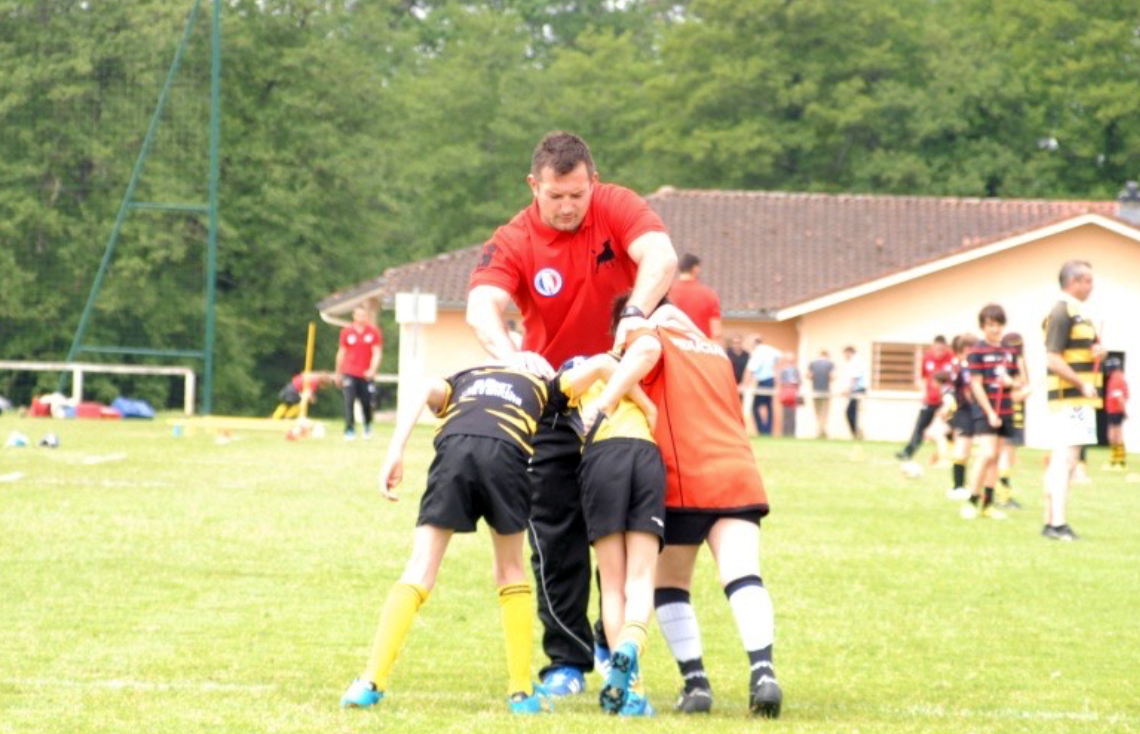 Entrainement rugby Auch
