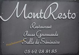 Restaurant Montréal du Gers Mont Resto