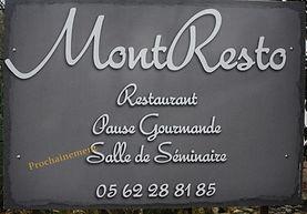Mont Resto Montréal du Gers
