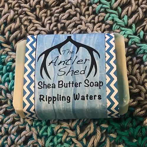 Rippling Waters Shea Butter Soap