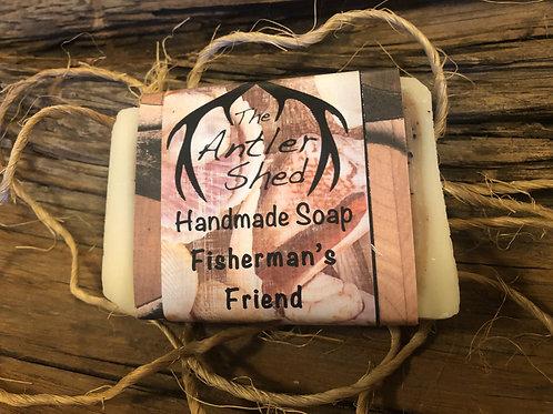 Fisherman's Friend Handmade Soap