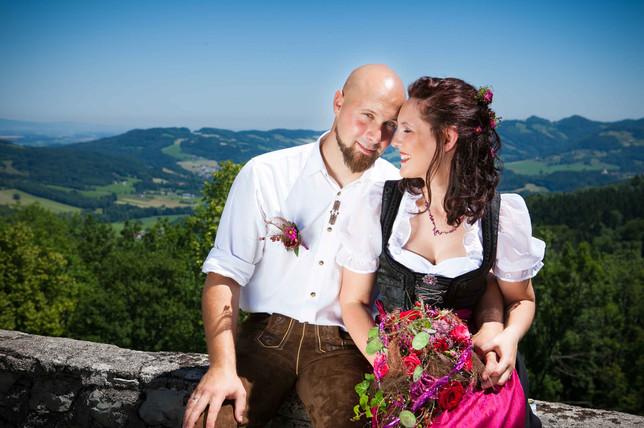 HOCHZEIT Bettina&Josef Zusammen sein