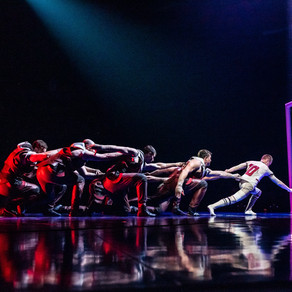 QNTC brings Cirque du Soleil's latest football-inspired show to Doha