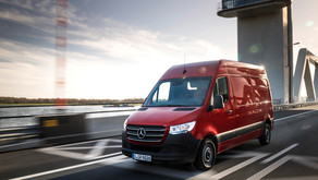 The third generation of Mercedes-Benz Sprinter impresses with its progressive design plus comfort an