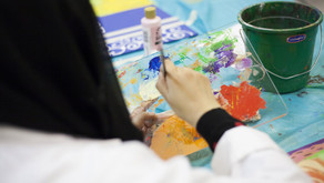 VCUarts Qatar Launches Art Therapy Program