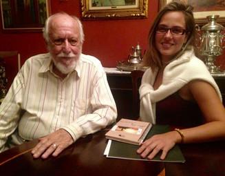 Entrevista com o embaixador José Botafogo Gonçalves