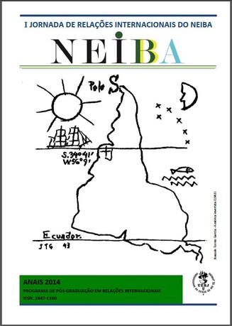Anais da I Jornada de Relações Internacionais do Neiba