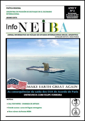Novo número do InfoNEIBA (2017.2)