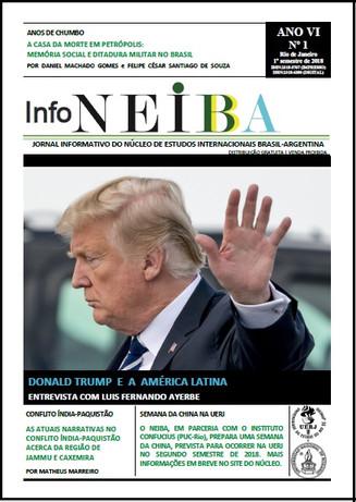 Novo número do InfoNEIBA (2018.1)