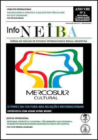 Novo número! InfoNEIBA 2020.2