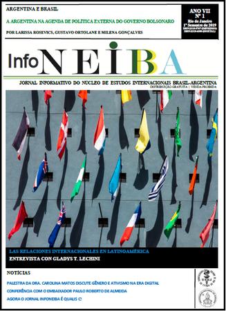 Novo número do InfoNEIBA (2019.1)
